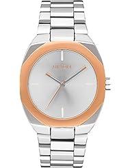 Nixon Womens Catalyst Silver/Rose Gold Watch