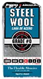 Rhodes American Steel Wool Fine, Medium No. 0 Metal