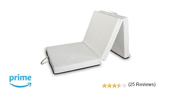Pequeño colchón futón, plegable, cama individual de 80 x 200 cm ...