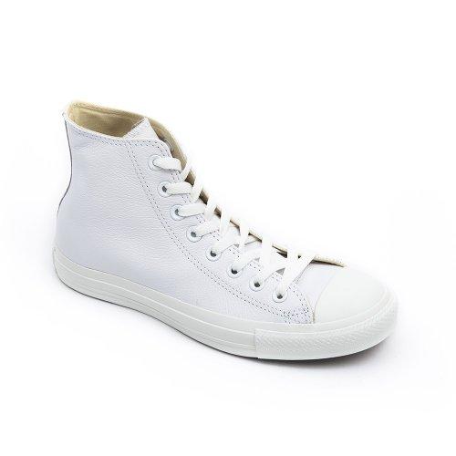 Converse Ct Core Lea Hi, Sneaker unisex adulto Weiß