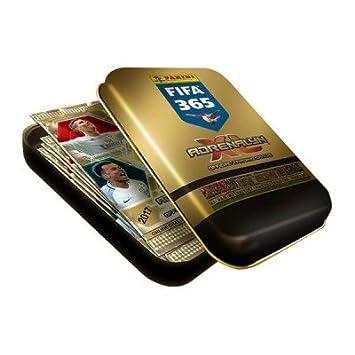 Panini FIFA 365 2017 Adrenalyn XL Bolsillo Collector Tin Plus Limited Edition Cristiano Ronaldo Limited Edition