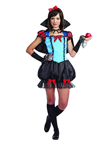 Gothic Fairytale Princess Teen Costumes - Dreamgirl Teen Gothic Fairytale Princess Dress,