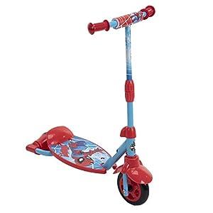 Huffy Kids – Patinete infantil para niños Disney Pixar Cars & Toy Story, Star Wars, Marvel Spider-Man, juguete de 3 ruedas
