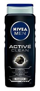 NIVEA MEN Active Clean Shower Gel, 500 mL (B010NRXBNC) | Amazon price tracker / tracking, Amazon price history charts, Amazon price watches, Amazon price drop alerts