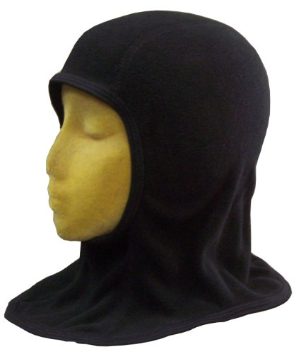 N'Ice Caps Big Kids/Teens Unisex Micro Fleece Balaclava with Stretch Band Trim