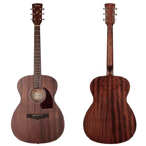Ibanez PC12MH Mahogany Grand Concert Acoustic Guitar (Ibanez Ac240)
