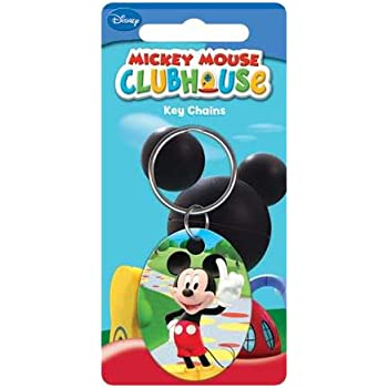 Mickey Mouse Clubhouse Keychain