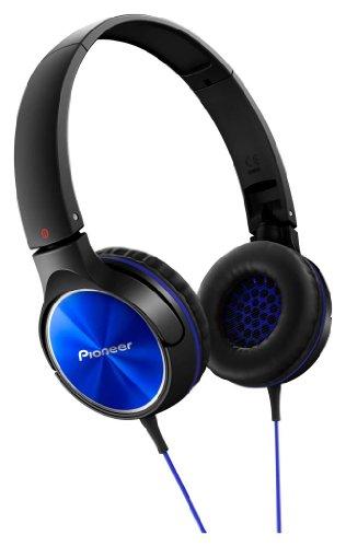 Pioneer SE-MJ522 On-Ear Foldable Blue