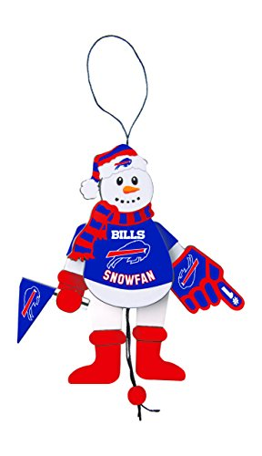 NFL Buffalo Bills Snowman