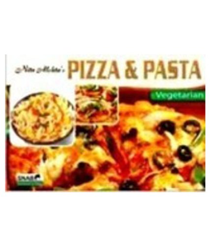 Pizza and Pasta: Vegetarian