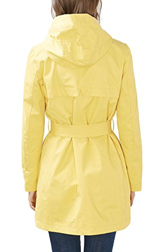 Yellow Amber by Jaune Manteau Esprit edc Femme TYaOqq