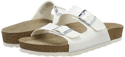 Patent Marco 40 Tozzi 27401 Mules Blanco Para white Eu Mujer 00rTRw
