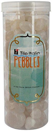 Tile Italia Pebbles Exotic Indian Crystal Polished Pebbles PP006 1 Kg - Translucent