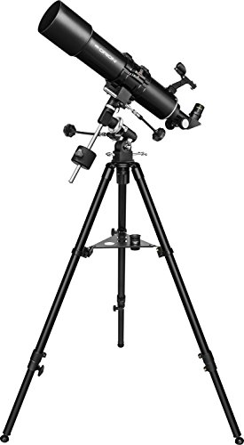 Orion 52588 BX90 Telescope with Tripod Refracting Telescope, Black