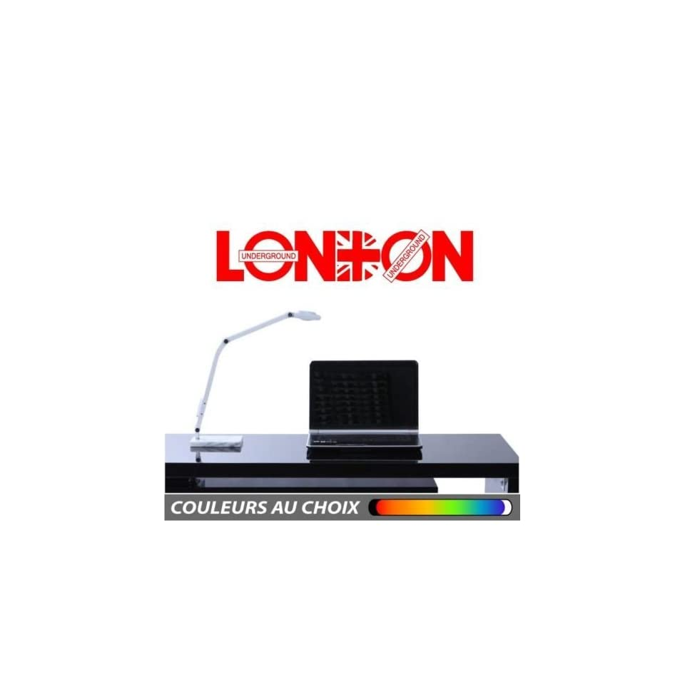 WallStickerUSA Medium LONDON Olympics Underground Quote Saying Wall Sticker Decal Transfer Film 17x25