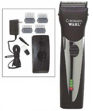 Wahl Chromado Cord-Cordless Clipper by Wahl