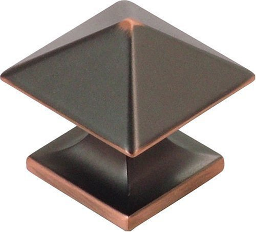 - Hickory Hardware P3015-OBH 1-1/4-Inch Studio Knob, Oil-Rubbed Bronze Highlighted by Hickory Hardware