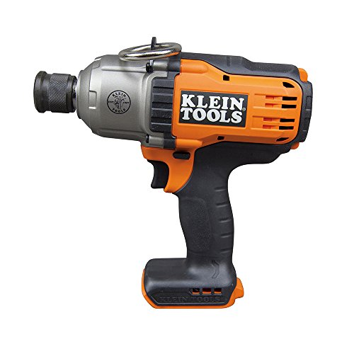 Battery-Operated Impact Wrench, 7/16-Inch, Tool Only Klein Tools BAT20-716