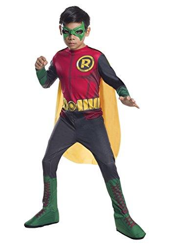 DC Superheroes Robin Costume, Child's