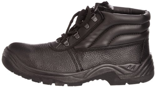 Dickies FA23330 Calzature Di Sicurezza, Uomo, Nero (Black), 36 EU (3 UK)