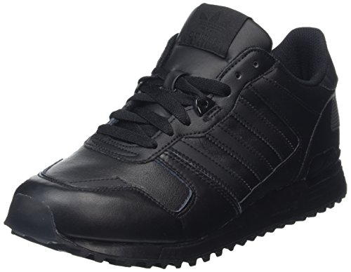Unisex core Adults' Black Running Shoes Zx core Black Black Adidas 700 7wa5d6wq