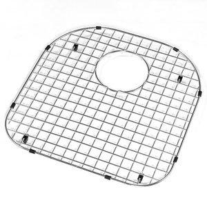 Houzer BG-3200 Wirecraft Kitchen Sink Bottom Grid, 15.75-Inch by 16.5-Inch - Stainless Steel Wire Bottom Grid
