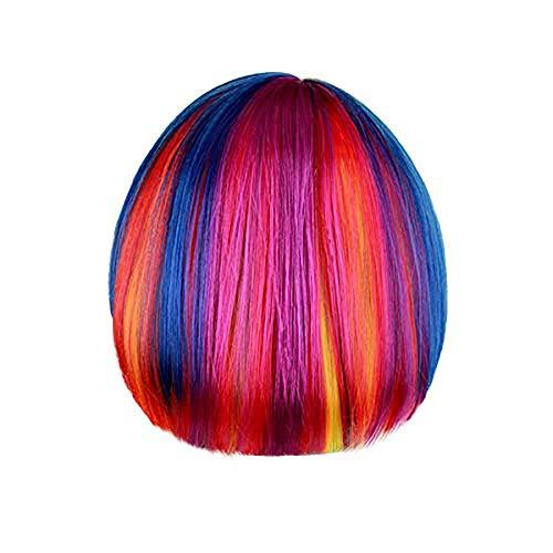 AISHN Short Bob Hair Wigs 14