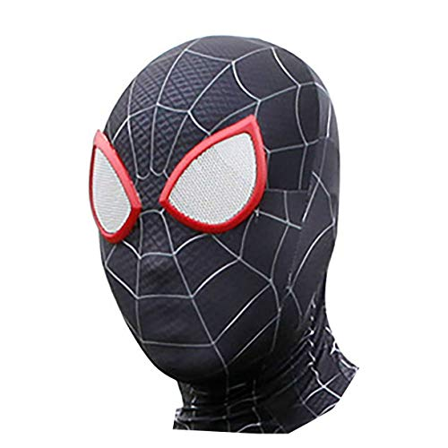 Panmeihua Spandex Cosplay Mask Superhero Halloween Costume Masks for Kids -
