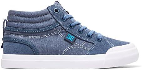 DC Kids Youth Evan Hi Skate Shoes