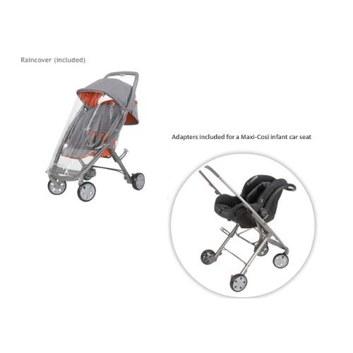Discontinued by Manufacturer Spring Quinny Senzz 2011 Fashion Stroller