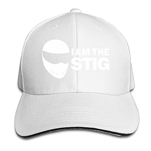 MaNeg The Stig Sandwich Peaked Hat & - Uk Bvlgari Online