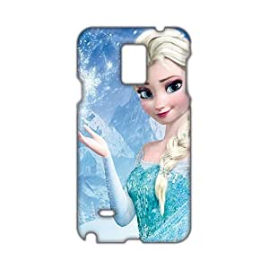 Frozen fresh girl fashion 3D Phone For SamSung Galaxy S4 Mini Case Cover