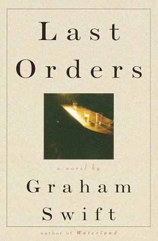 book cover of Last Orders
