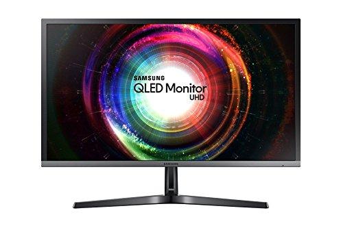 Samsung UH750 28in Screen LED-Lit Monitor (LU28H750UQNXZA) (Renewed) (Samsung 28 U28h750 Qled Uhd 4k Monitor)