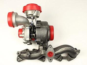 Turbocompresor Turbo 1117401200 BKD AZV bmm BKC 2.0 Tdi BKD, AZV, bmm, BKC: Amazon.es: Coche y moto