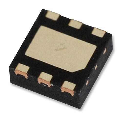 RT8010GQW - IC, DC-DC CONVERTER, BUCK, 1.5MHZ,WDFN-6, (Pack of 50) (RT8010GQW)
