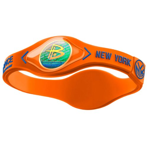 Free Power Balance New York Knicks The Original Performance Wristband