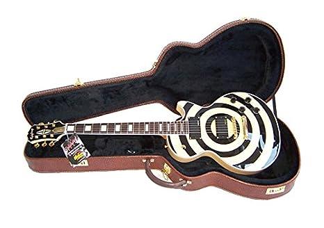 Extreme egcf2 Case duro para guitarra eléctrica tipo Gibson bisagras de fijación asa para el transporte: Amazon.es: Electrónica