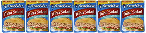 Starkist Ready Tuna Salad Style