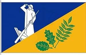 Bandera Banner Bandera Paleta husen (Mar Báltico)–80x 200cm