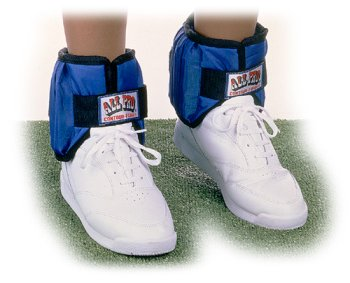 All Pro Exercise - AP300 - Ankle Weights by All Pro