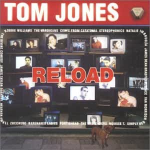 Tom Jones Reload Amazon Com Music
