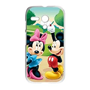 Motorola Moto G Cases Cell phone Case Pdcht Minnie Mouse Plastic Durable Cover