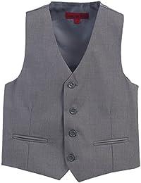 Boy's 4 Button Formal Suit Vest