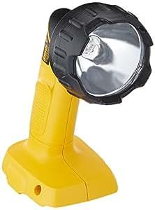 DEWALT DW908 18-Volt NiCd Pivoting Head Cordless Flashlight