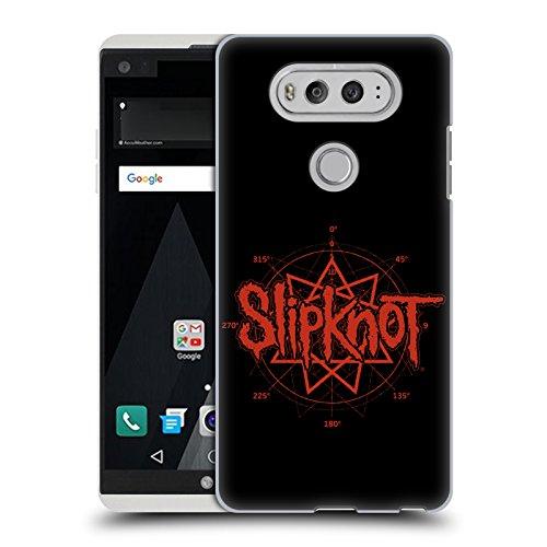 Official Slipknot Logo Key Art Hard Back Case for LG V20