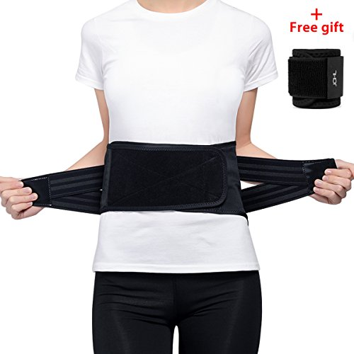 JCHL Lower Back Brace Stabilizing Lumbar Suppor...