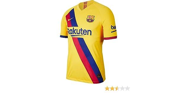 Nike Breathe FC Barcelona Stadium Away Camiseta, Unisex Adulto