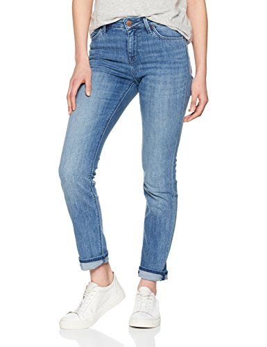 Blu Elly unplugged Jeans Lee Auvk Donna Slim aAqnx