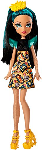 Monster High Cleo De Nile Doll]()